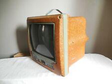 TELEVISION DESIGN PHILIPPE STARCK Saba Jim Nature 1994
