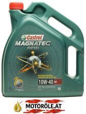 1x 5Liter Castrol Magnatec 10W-40 B4 Diesel Motoröl/ API SL/CF 5l