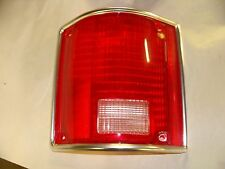 1973-1987 Chevy-GMC tail light Left side  G-9