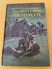 #7 HB The Mystery of the Fiery Eye  - Three Investigators