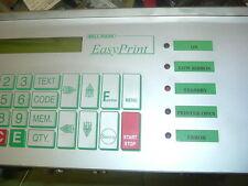 Bellmark EY5007 unità di controllo di stampa facile 110/240 VAC... NUOVO in scatola