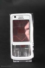 Nokia 6288 Original Front Oberschale Cover White Blanc Boîtier Coque