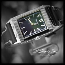 Müller&Son Horween Leather 20 mm Brown Watch Strap for Jaeger-LeCoultre Reverso