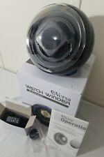 Winder Multiple Programs Model G077 Versa Single Black Automatic Watch