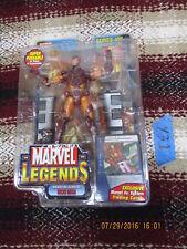 Y31 Toy Biz Marvel Legend Lot IRON MAN MODERN ARMOR VS TCG VARIANT Series VIII 8