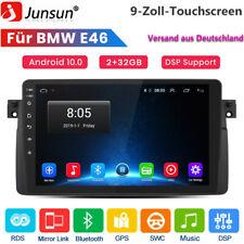 "Für BMW 3 Series E46 M3 9.0"" Android 10.0 Autoradio GPS NAVI BT WiFi DAB+"