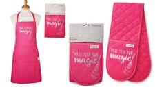 Cooksmart Make Your Own Magic Apron Oven Mitt Glove