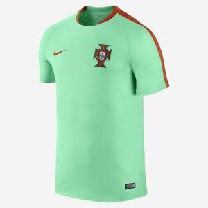 NIKE MEN PORTUGAL 2016 WINNERS SOCCER FOOTBALL SHIRT JERSEY MAILLOT SIZE 2XL XXL
