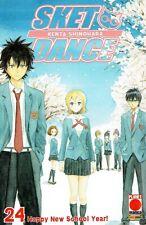 manga SKET DANCE n.24 Panini Planet Manga