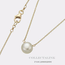 """Authentic Dogeared Gold Dipped Pearls of Success Necklace 18"""" P10G200082099"""