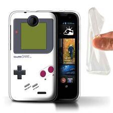 Étuis, housses et coques blancs HTC Desire 310 pour téléphone mobile et assistant personnel (PDA) HTC