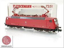 N 1:160 escala modelismo locomotora trenes Fleischmann 7351 BR 120 103-7 DB <