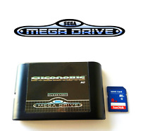 Everdrive Sega Megadrive Genesis 32X Flash Cart+ 8Gb Sd Card Mega Drive
