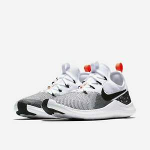 Nike Wmns Free TR 8 VIII White Black Women Cross Training Sneakers 942888-101