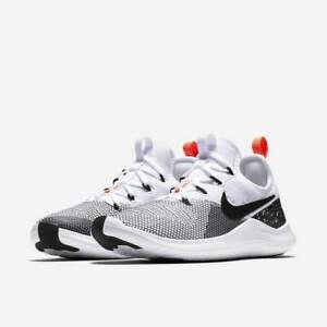 Nike Wmns Free TR 8 VIII White Black Women Cross Training Sneakers 942888-101