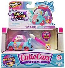 Shopkins Cutie Cars QT3-C12 Watch Wheels Colour Change Cuties, Toy Car Vehicles