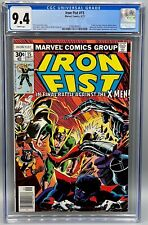 Iron Fist 15 NM CGC 9.4 X-Men 1st appearance of Bushmaster!