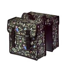Basil Wanderlust Double Pannier Bag  Water-repellent Black 35 Litre