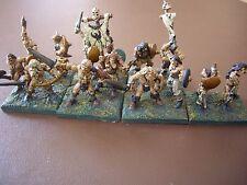 14x 28mm Berserkers Antiguo Medieval saga frostgrave Wargames Granadero Minis.