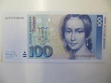 Germany - Federal Republic Banknote P.41b (1 August 1991) Serial Prefix AZ