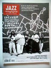JAZZ MAGAZINE #511 Michel Portal,Django Reinhardt,Jacky Terrasson,Saul Williams