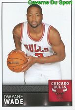 076 DWYANE WADE USA CHICAGO BULLS STICKER NBA BASKETBALL 2017 PANINI
