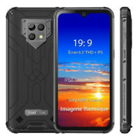Unlocked 4G Cell Phone Blackview BV9800 Pro Thermal Imaging 6GB+128GB Smartphone