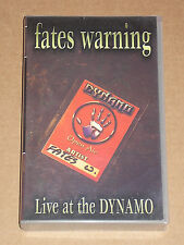 FATES WARNING - LIVE AT THE DYNAMO - VIDEOCASSETTA VHS