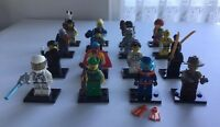 Lego Minifigures Series 1 Set 8683 Complete 16 Minifigs From 2010