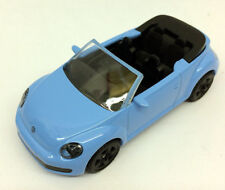 1505 Siku VW The Beetle Cabrio hellblau