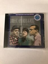 Lambert, Hendricks & Ross - Everbody's Boppin - CD - Excellent!