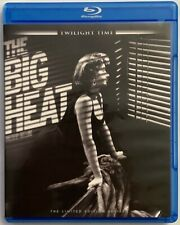 THE BIG HEAT THE LIMITED EDITION SERIES BLU RAY TWILIGHT TIME RARE OOP ONLY 3000