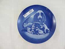PIATTO BING AND GRONDHAL B&G 1969 MORS DAG 1979 FESTA MAMMA DA COLLEZIONE R91