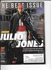 Julio Jones Falcons football Sports Illustrated Nov. 20-27, 2017 Double Issue