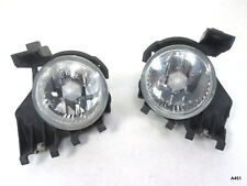 2 GENUINE Subaru OEM Impreza WRX XV 114-20912 Fog Lights & Housing