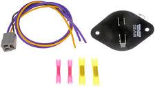 Blower Motor Resistor Kit With Harness - Dorman# 973-537