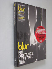 BLUR No distance left to run Hyde Park July 2009  NEUF SOUS BLISTER ( 2 DVD)