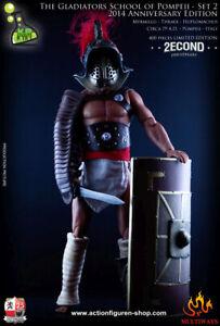 1/6 Kaustic Plastik KP0004-2 Gladiators School of Pompeii 2nd Anniversary Set