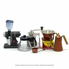 Kalita Miniature Coffee Pot Server Dripper 1 Random Blind Box Figure Toy