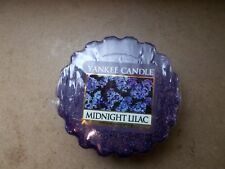 Yankee Candle Usa Rare Midnight Lilac Wax Tart
