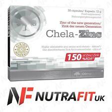 OLIMP CHELA-ZINC CYNK 30 CAPS chelate amino acid