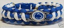 Penn State; Nittany Lions Handmade Paracord Bracelet, Lanyard or key chain