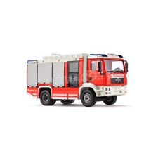 Wiking WIKING7612 - MAN TGM ROSENBAUEUR Pompiers 1/43