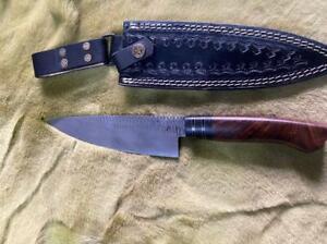 "HANDMADE 12"" HUNTING-SKINNING-BEAUTIFUL KITCHEN CHIEF  STAINLESS STEEL KNIFE"