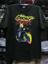 Ghost Rider T-shirt Gift For Fan, Vintage 90s Tee Funny Vintage Gift For Men