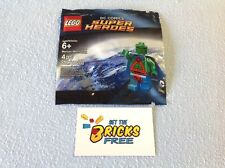 Lego Super Heroes Polybag 5002126 Martian Manhunter New/Sealed/Retired/H2F