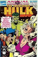 Incredible Hulk Annual #17 (1991, vf- 7.5) 64 pages - Peter David & John Romita