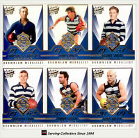 2014-15 Select AFL Honours Brownlow Gallery Cards Club Collection Geelong (6)