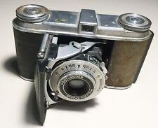 VINTAGE VOIGTLANDER PRONTOR II Film Camera w/ SKOPAR 1:3,5 f=5cm