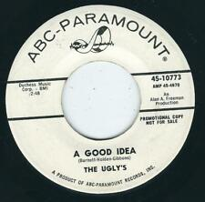UK band Garage Psych - The Ugly's ABC 10773 A good idea / The quiet explosion ♫